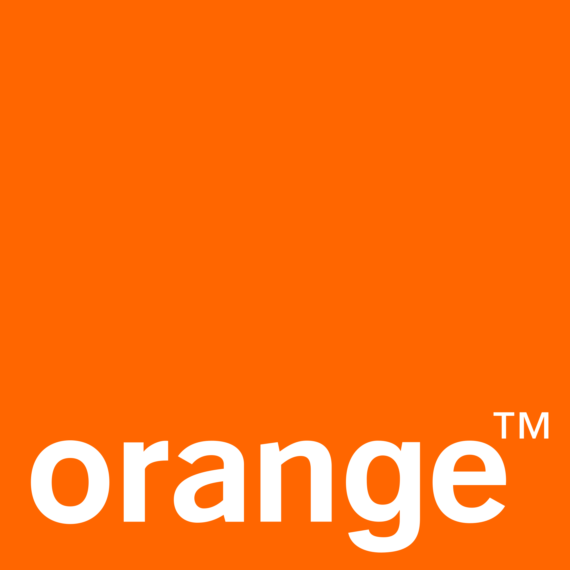 Logo Orange Business Partner